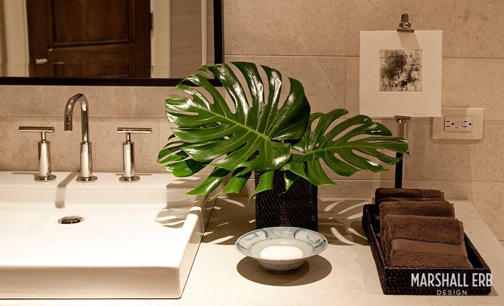 Marshall Erb bath design