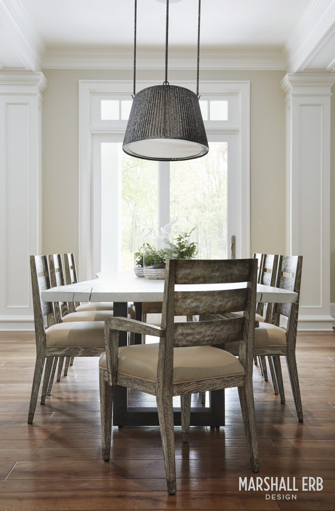 Marshall Erb dining room design