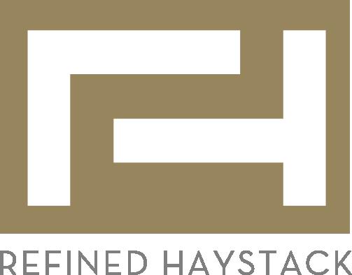 refined haystack logo