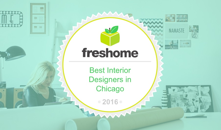 Freshome award for best interior designers in Chicago