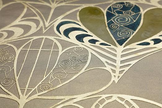 brushed patterns in design