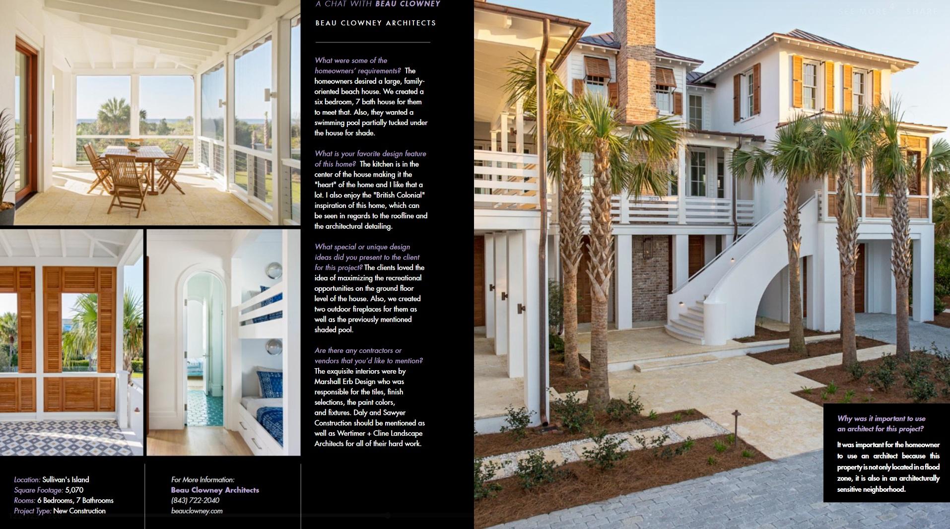 Architects Gallery Of Custom Homes   Marshall Erb Design