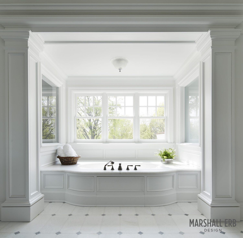 Marshall Erb bathrooms designer