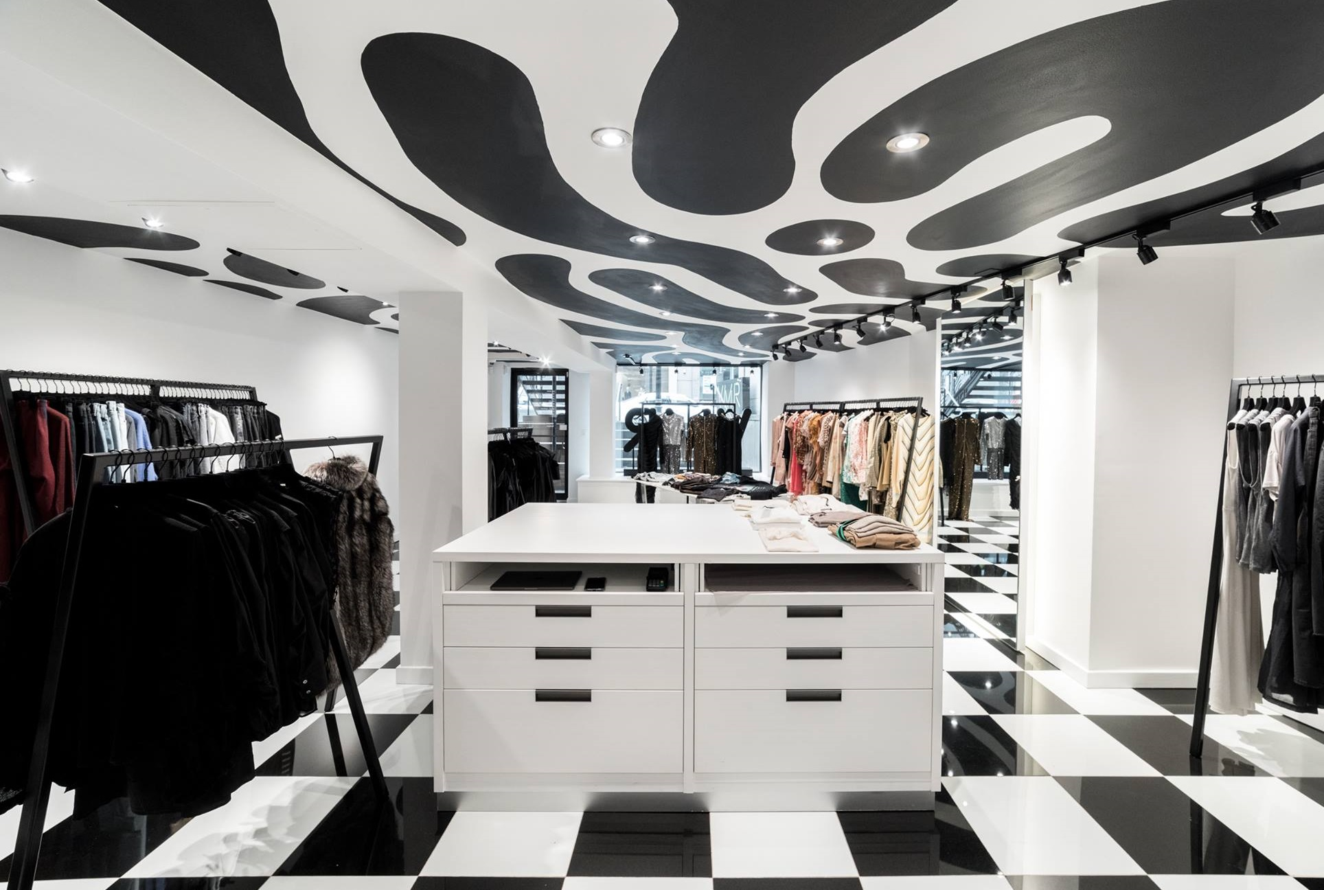 Marshall Erb - retail shop designer