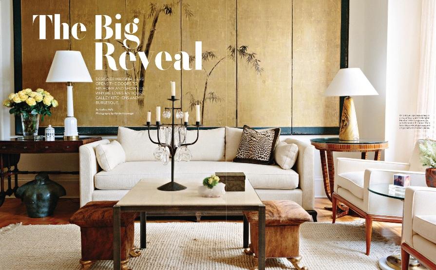 Modern Luxury Article