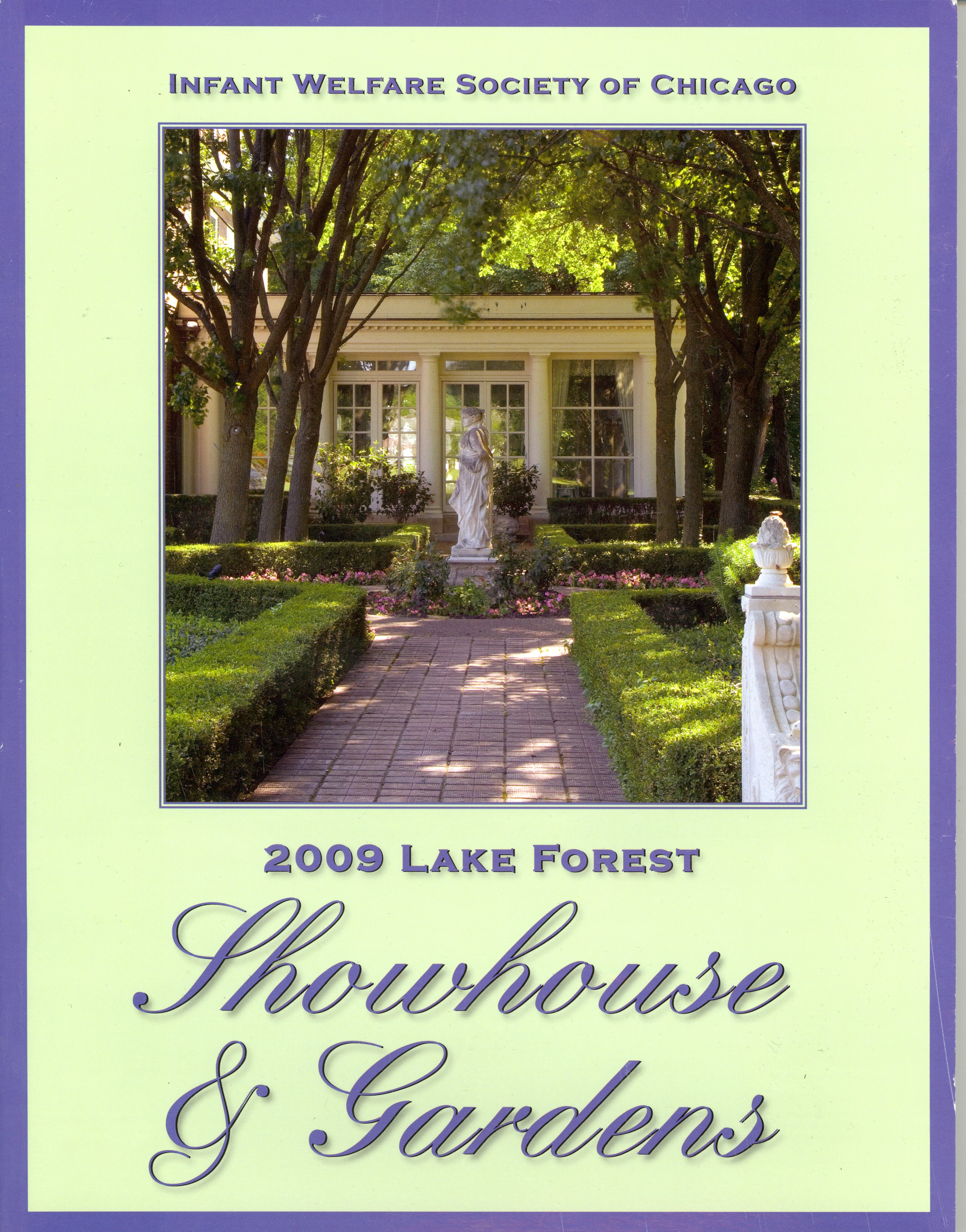 Lake Forest - 2009 Cover