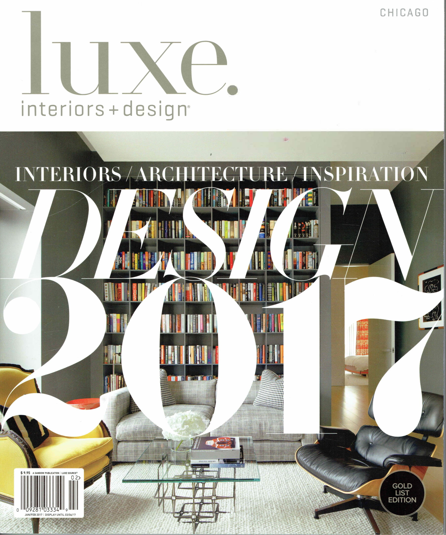 Luxe Chicago Jan-Feb 2017 Cover-1