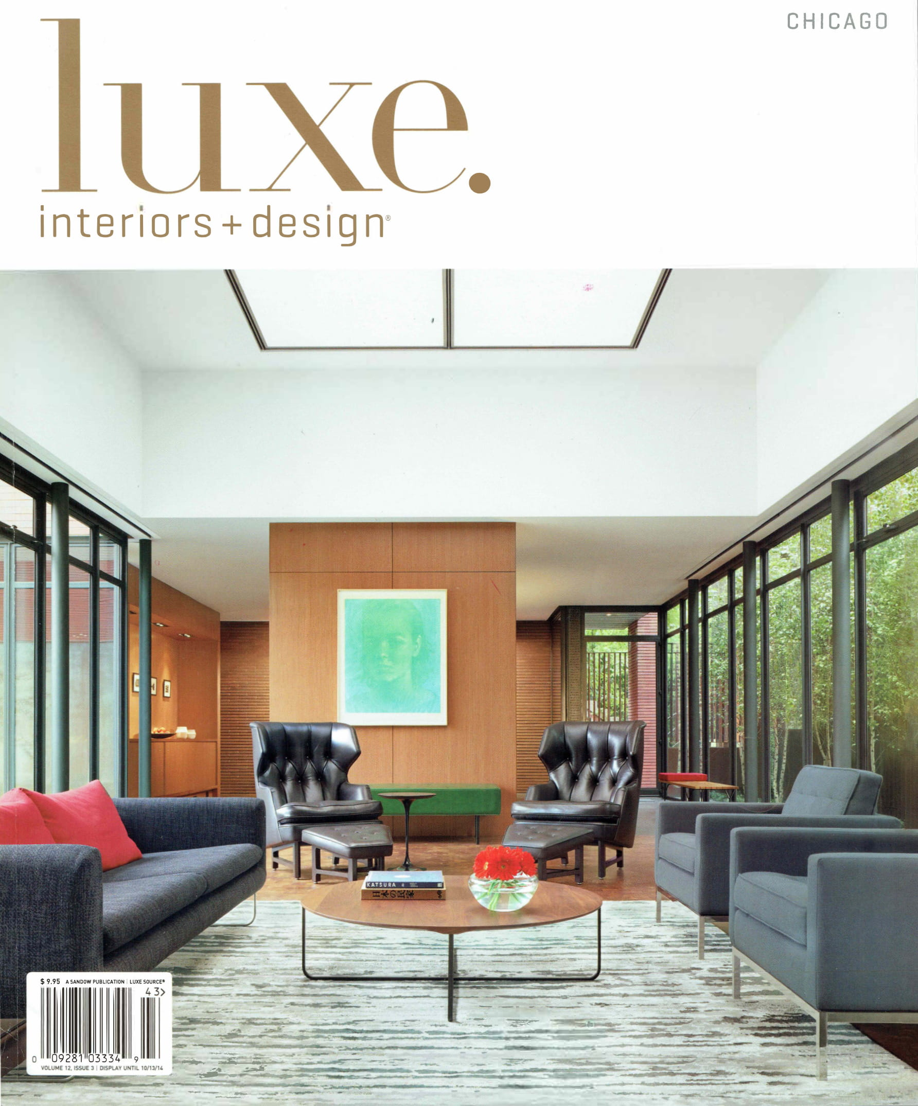 Luxe Chicago Summer 2014 Cover-1