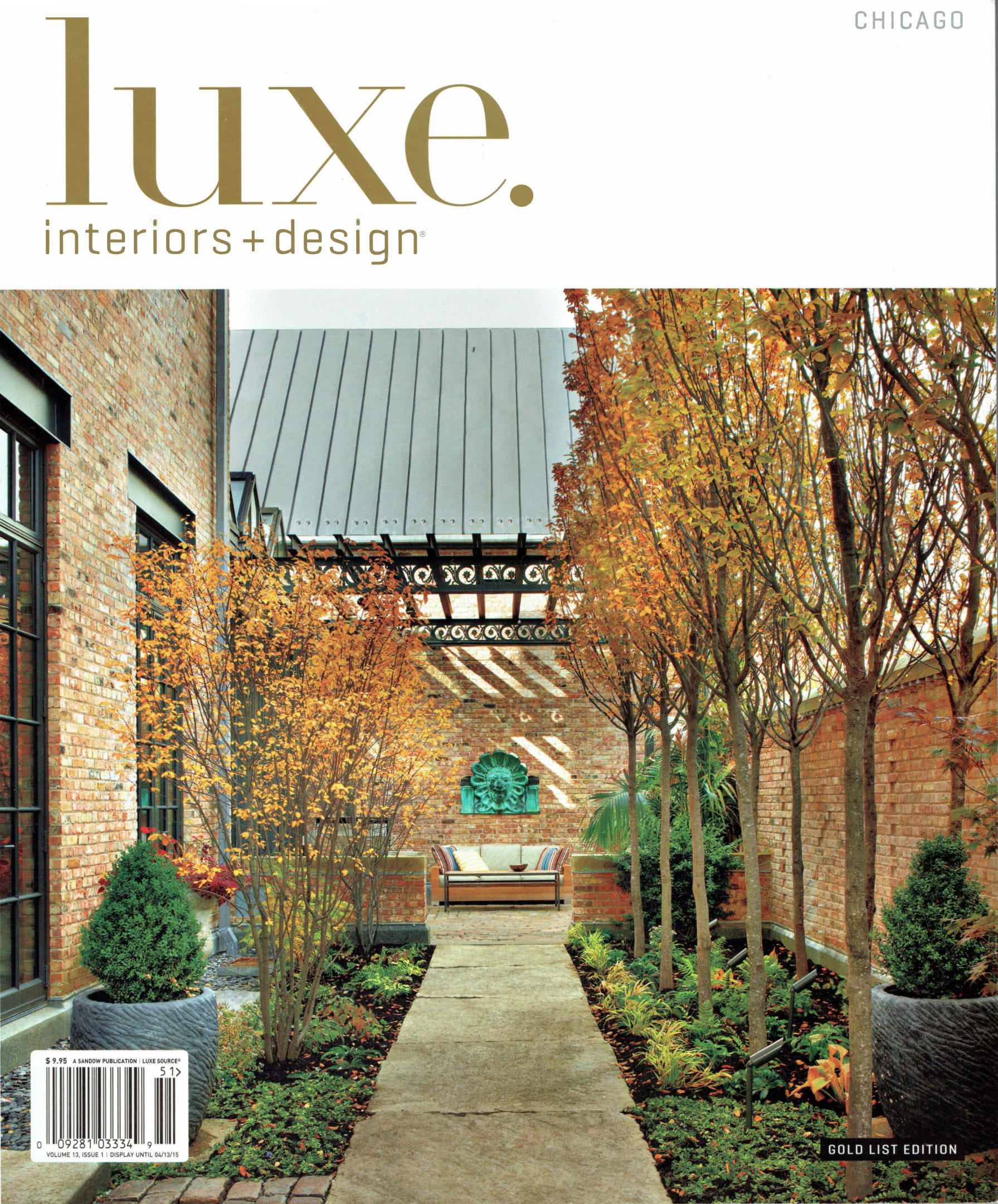Luxe Chicago Winter 2015 Cover-1