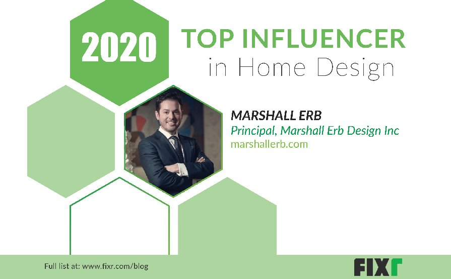 Top 200 Influencers in the Home Design Industry 2020