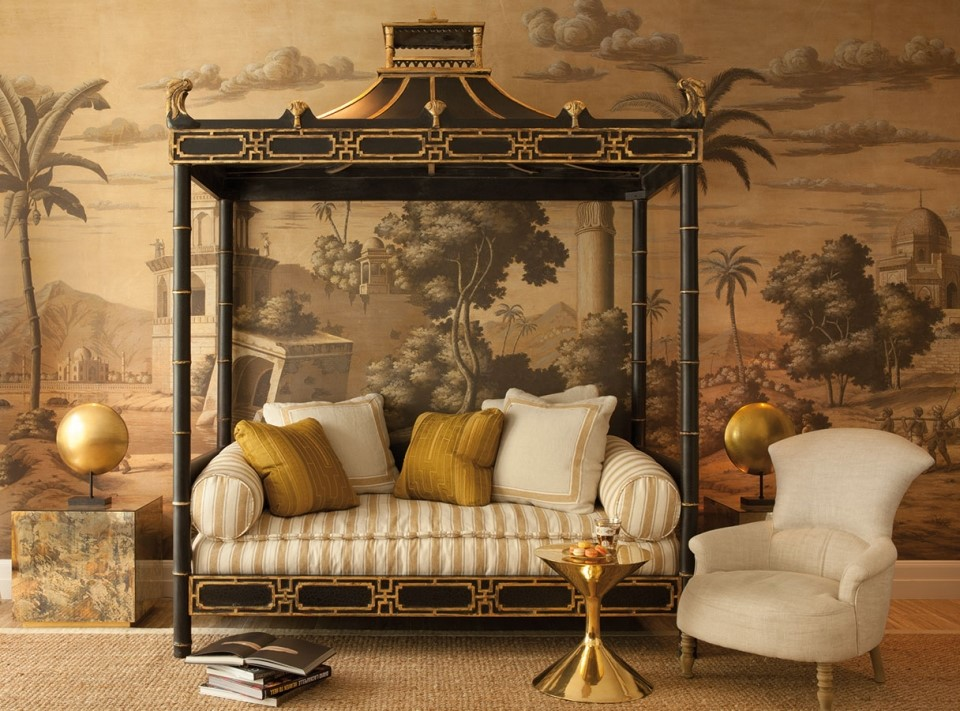 I Remember The First Time I Saw A De Gournay Scenic Installation In Architectural Digest I Was Absolutely Blown Away