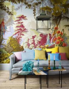 eden design in paradiso colorway