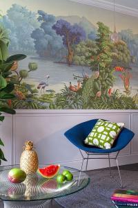 eden design in paradiso colorways